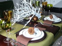 showy med table setting ideas poundland to great room winter table