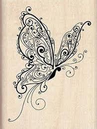 dans ce coloriage les ailes de ce papillon sont aux motifs