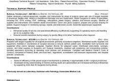 Surgical Tech Resume Samples by Unusual Good Resume Example 3 Examples Of Resumes That Get Jobs