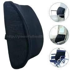 coussin pour fauteuil de bureau coussin pour chaise de bureau coussin lombaire chaise bureau