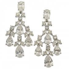 Chandelier Earrings Bridal Bridal Earrings Wedding Jewelry Anna Bellagio