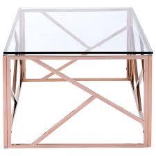 modern gold table l zuo modern coffee table writehookstudio com