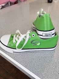 Lime Lights Shoes Bud Light Lime Sneakers Tennis Shoes Size 39 Size 6 Us Mens Rare