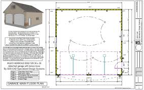 how to build a garage sds plans