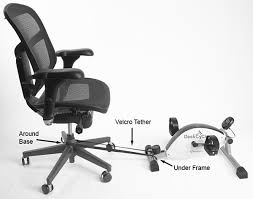 how to use the desk cycle