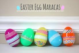 kid craft easter egg maracas buzzmills