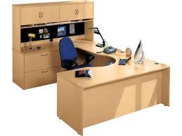 Bestar Corner Desk Lovable Office Desk U Shape Hyperwork Curved Corner U Shaped