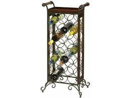 15 best wrought iron wine racks images on pinterest wrought iron