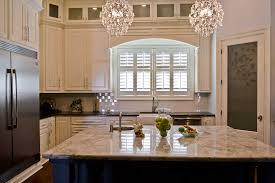 kitchen window shutters interior a stylish kitchen with 2 plantation shutters jpg
