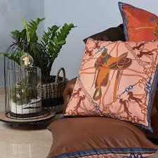 faux leather throw pillows oversized cushions floor cushions home decor bivain
