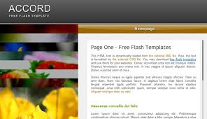 100 best free flash templates part 4