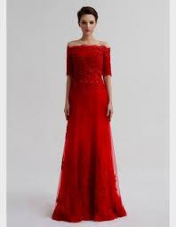 Red Wedding Dresses Red Wedding Dresses With Sleeves Naf Dresses