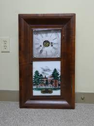 Forestville Mantel Clock Clocks The Shops Ginger Hill Antiques
