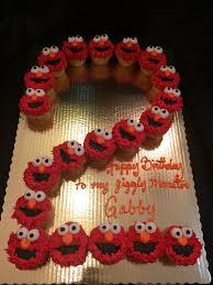 elmo cupcakes 4everyoccasioncakes on 2 elmo cupcakes the best bakery