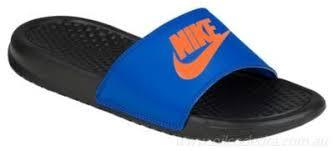 Men S Nike Comfort Slide 2 Mens Nike Sandals Nike Comfort Slide 2 White Black Metallic