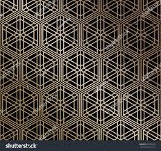 japanese traditional lattice ornament oriental trellis stock