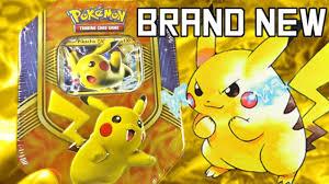 black friday pokemon cards pokemon cards pikachu ex battle heart tin opening fall 2016