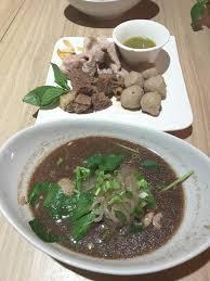 cuisine i ก วยเต ยวน ำตกเน อ cuisine อาหารไทย food