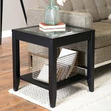 chrome glass end tables side tables modern glass side table chrome glass coffee table sets
