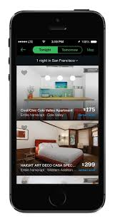 airbnb rolls out last minute booking for l a and s f on mobile