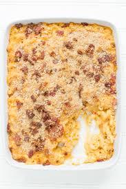 bacon and sriracha macaroni and cheese wholefully