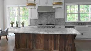 white kitchen wood island kitchen with salvaged wood island contemporary kitchen