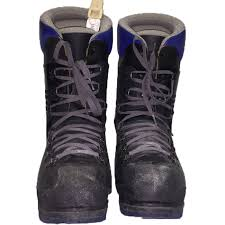 womens boots vibram sole oxygen vario w vibram sole boots size 9 at salty peaks