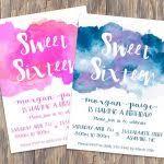 cool ideas for birthday invitations best 25 birthday invitations