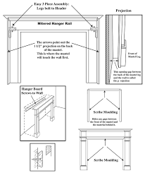 Fireplace Mantel Shelf Plans by Amazon Com Pearl Mantels 111 50 Alamo 50 Inch Fireplace Mantel