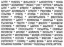 happy words st be happy custom