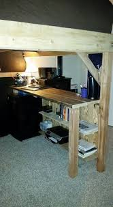Pallet Bunk Bed Oh Yeah Easy I Can Make This Projects by Pallet Loft Bed Pallet Loft Bed 1001 Pallets And Pallets