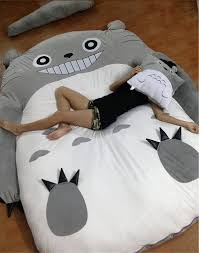 Huge Sofa Bed by Amazon Com Christmas Totoro Bed Design Big Sofa Totoro Bed