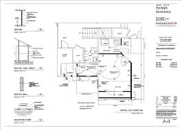 Floor Plan With Elevations by Highdesign Gallery Derek Siemens Krebs Design