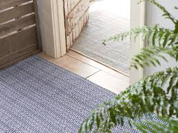 Herringbone Area Rug Blue Rugs For Home Decor