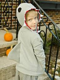 Halloween Costumes Cheap Diy Kids Shark Halloween Costume Cheap Hgtv