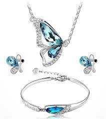 bracelet earring jewelry necklace images 53 earring and bracelet set aliexpresscom buy beagloer classic jpg