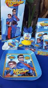 party equipment henry danger party supplies include personalised invitations