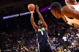 lexus tours orlando how the nuggets are making the three point line their deadlist