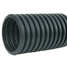 advanced drainage systems 6 in x 10 ft corex drain pipe solid