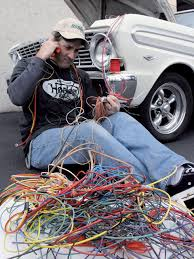 installing wiring harnesses down to the wire crm tech