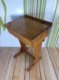 Small School Desk by Antiques Atlas Vintage Oak School Desk