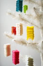 felt ornaments candy felt ornaments purl soho