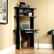 Modern Desk Hutch Decoration Modern Corner Desk Hutch L Shaped With Included In