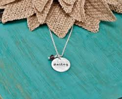 Mothers Necklace With Initials The 25 Best Necklace With Name Ideas On Pinterest Pet Names For