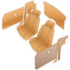 Tr6 Interior Installation Tr6 Custom Deluxe Vinyl Interior Kits Upholstery U0026 Interior Trim