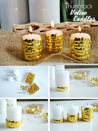 New Year Handmade Decoration Ideas by 30 Exceptionally Shiny Diy Glitter Project Ideas For The New