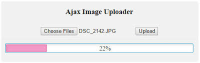 cara membuat form upload file dengan php ajax image upload with progressbar jquery and php sanwebe com
