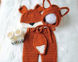 Fox Halloween Costume Fox Costume Etsy