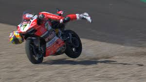 p1 crash worldsbk