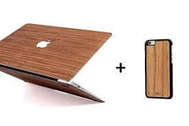 walnut wood macbook iphone 10 percent deal woodwe